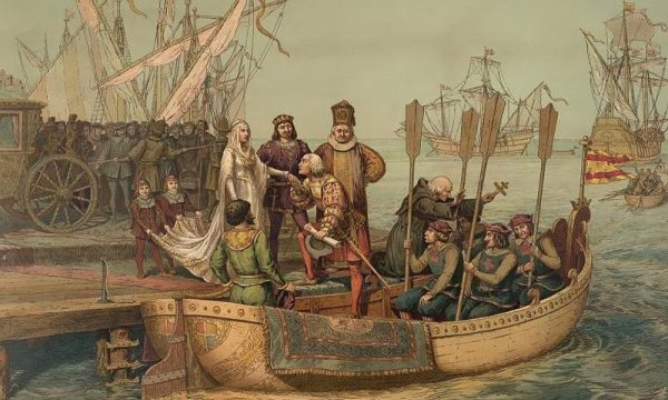 Christopher Columbus 'Beraat' Etti